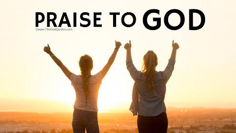14 Praises To God Quotes