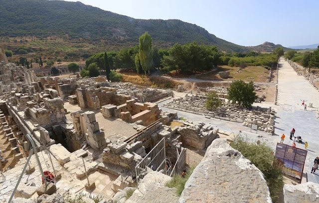 The 3,000-year-old citadel of Roman warriors