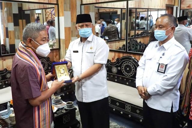 Sulawesi Barat belajar dari BLK Lombok Timur