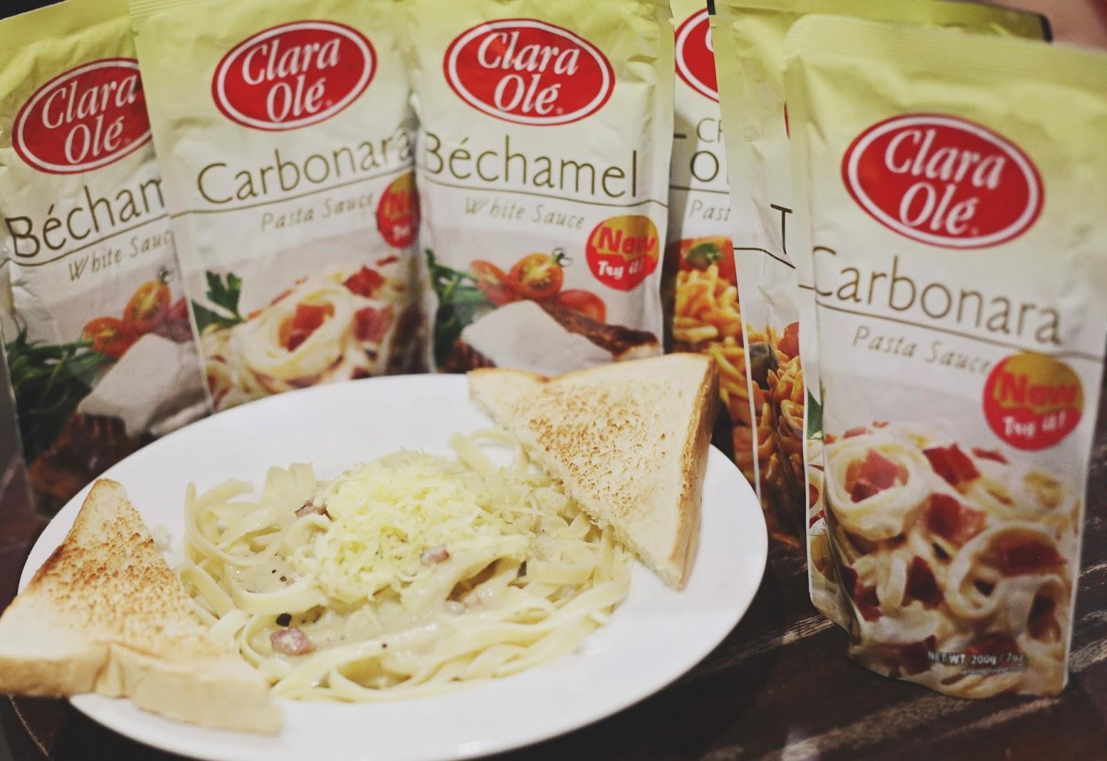 Carbonara Recipe Cream