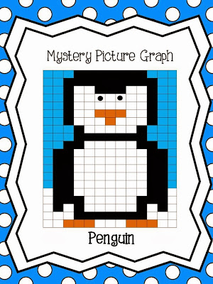 http://www.teacherspayteachers.com/Product/Mystery-Picture-Graph-Penguin-1026758