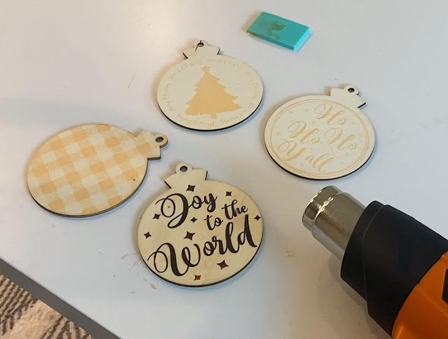 wood signs, Ikonart, heat press, Silhouette Studio v4, torch paste