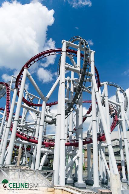 uss roller coasters