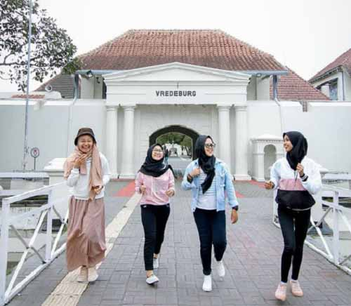 Benteng Vredebug Yogyakarta