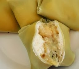 cara membuat lue pancage durian