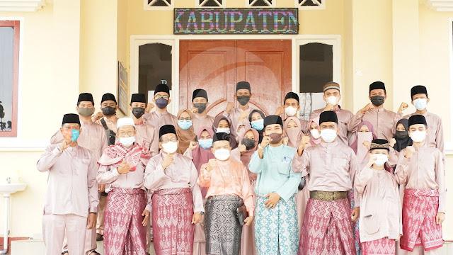 Lingga Pertahankan Juara 3 Umum STQH IX Tingkat Provinsi Kepulauan Riau.lelemuku.com.jpg