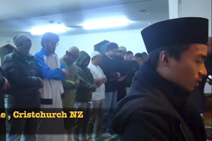 Taqy Malik Pernah Jadi Imam di Masjid Selandia Baru Yang Ditembaki
