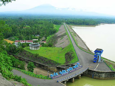 Gajah Mungkur reservoir
