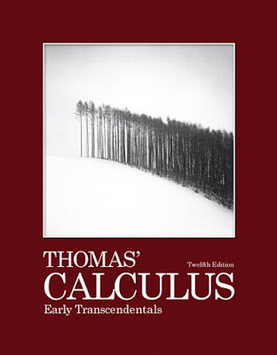 Thomas calculus 12th edition textbook pdf download-freebooksmania.tk
