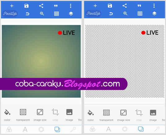 Cara menambahkan atau menampilkan bingkai logo atau watermark sendiri pada video siaran l Manambahkan Bingkai Logo Sendiri di Video Siaran Langsung Facebook