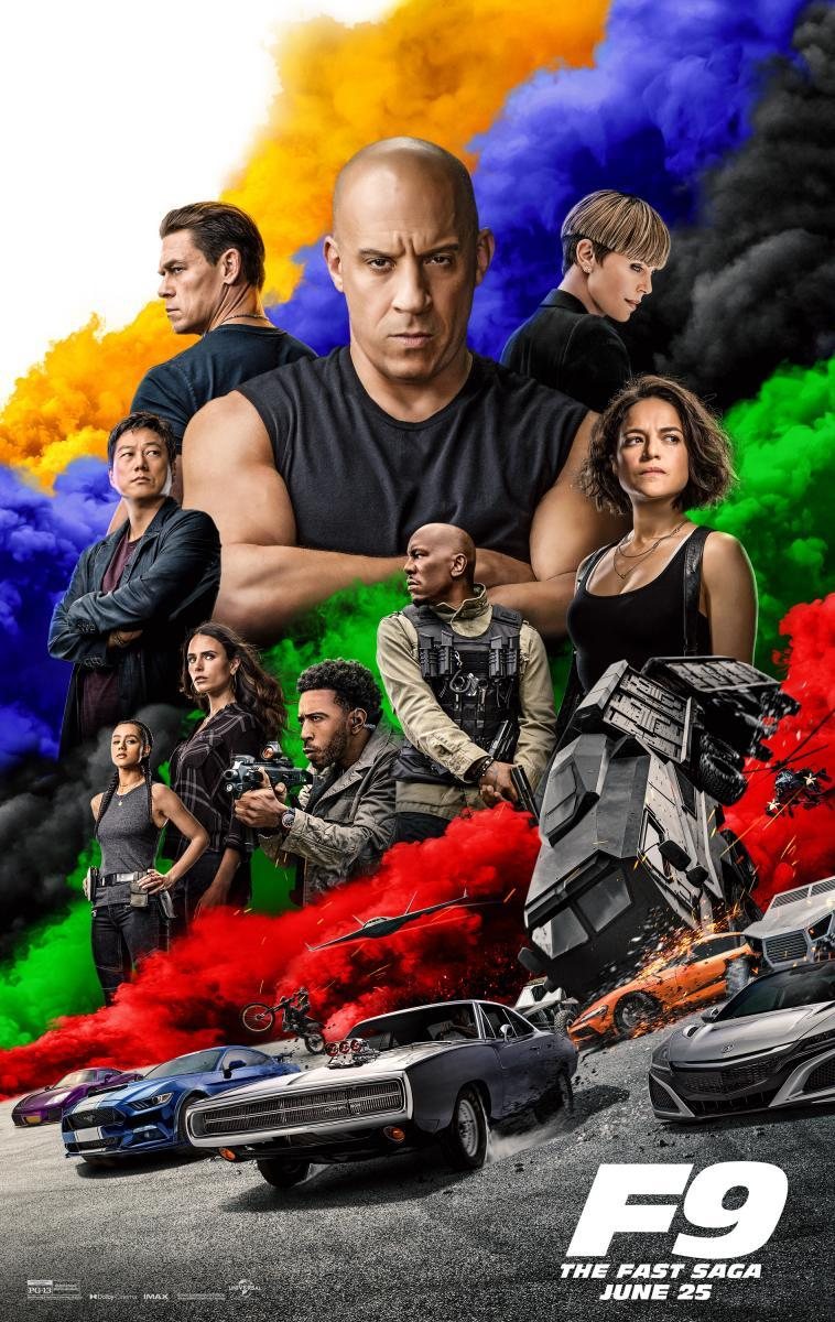 Download Fast And Furious 9 (2021) Full Movie in Hindi Fan Dubbed Dual Audio WEDRip 720p [1.1GB]