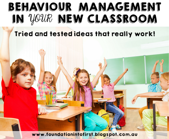 behaviour, behavior, management, rules, classroom, class, new, teacher, first days of school, back to school