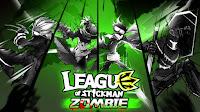 League of Stickman Zombie New Version1
