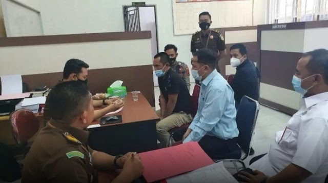 Kasus Dugaan Korupsi Dana Desa Kades Koto Dua Baru Dilimpahkan ke Kejari
