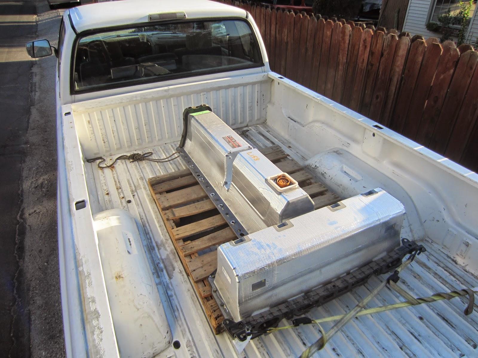 Chevy Volt Battery >> Porsche 914 Electric Chevy Volt Batteries Arrived