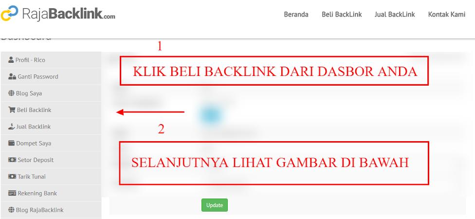 Jasa Review Produk Transaksi Lewat RajaBacklink