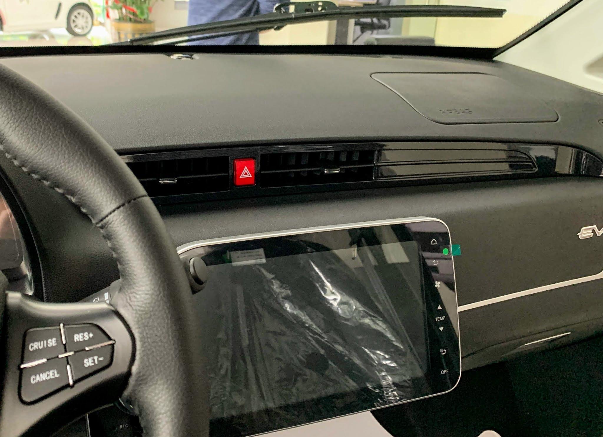 zotye e200 EV interior 2