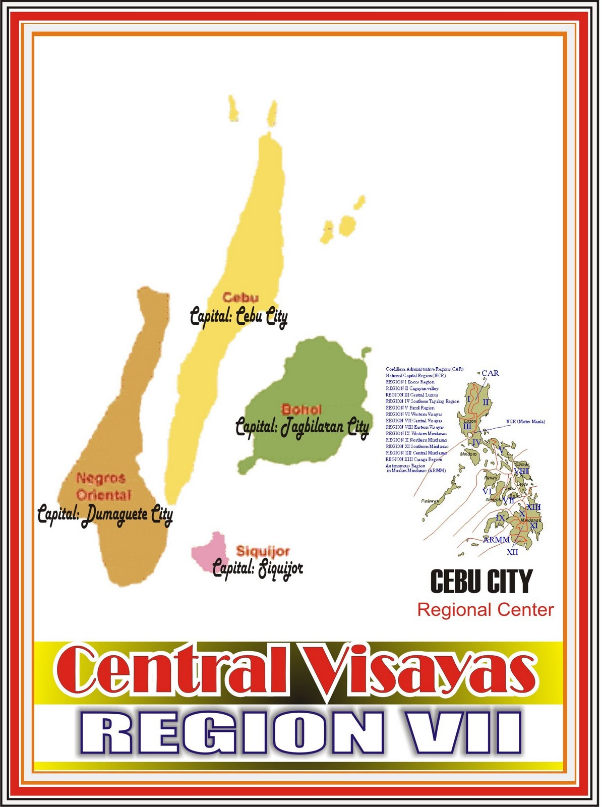 Mellec Computer Center Araling Pinoy Region 7
