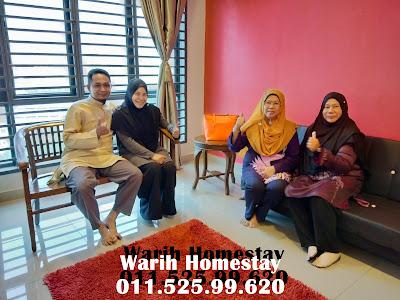 Warih-Homestay-Pn-Shikin-Bersama-Ibu