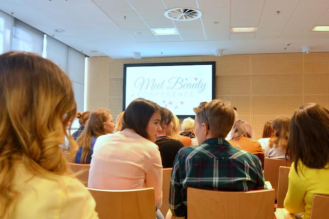 2 edycja konferencji Meet Beauty - wspomnienia.