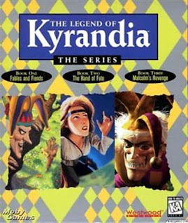 The Legend of Kyrandia Trilogy (PC)