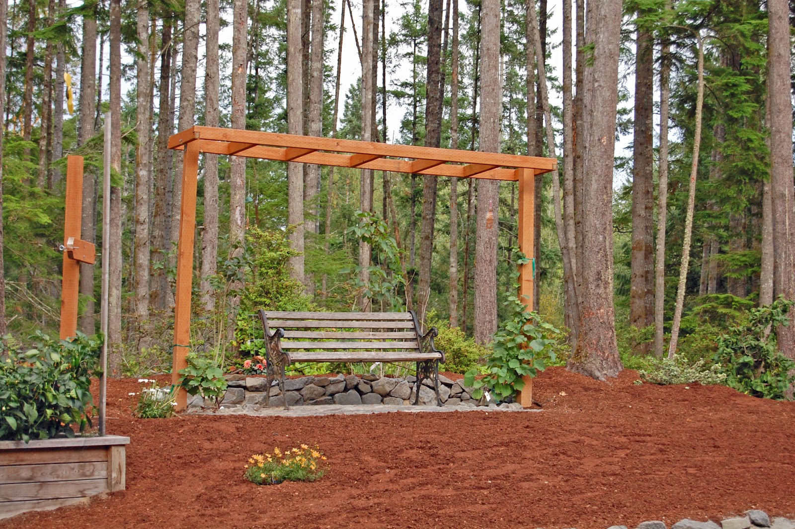 Grape Arbor Designs Plans Diy Free Download Tips Bar Stool