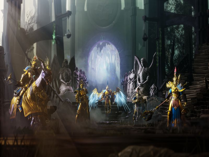 Warhammer Age of Sigmar Storm Ground Highly Compressed Free Download