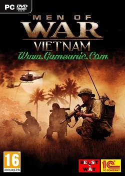 Man Of War Vietnam Game