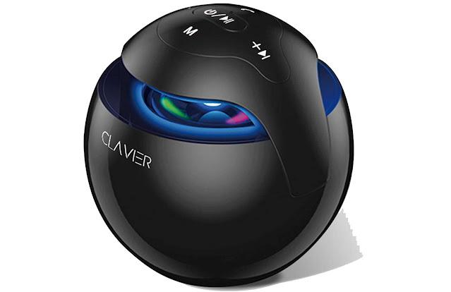 Clavier Fusion Portable Bluetooth Speaker