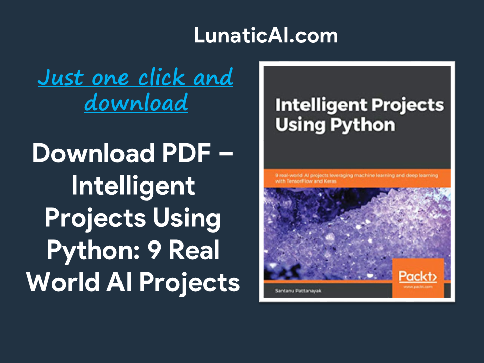 Intelligent Projects Using Python Github