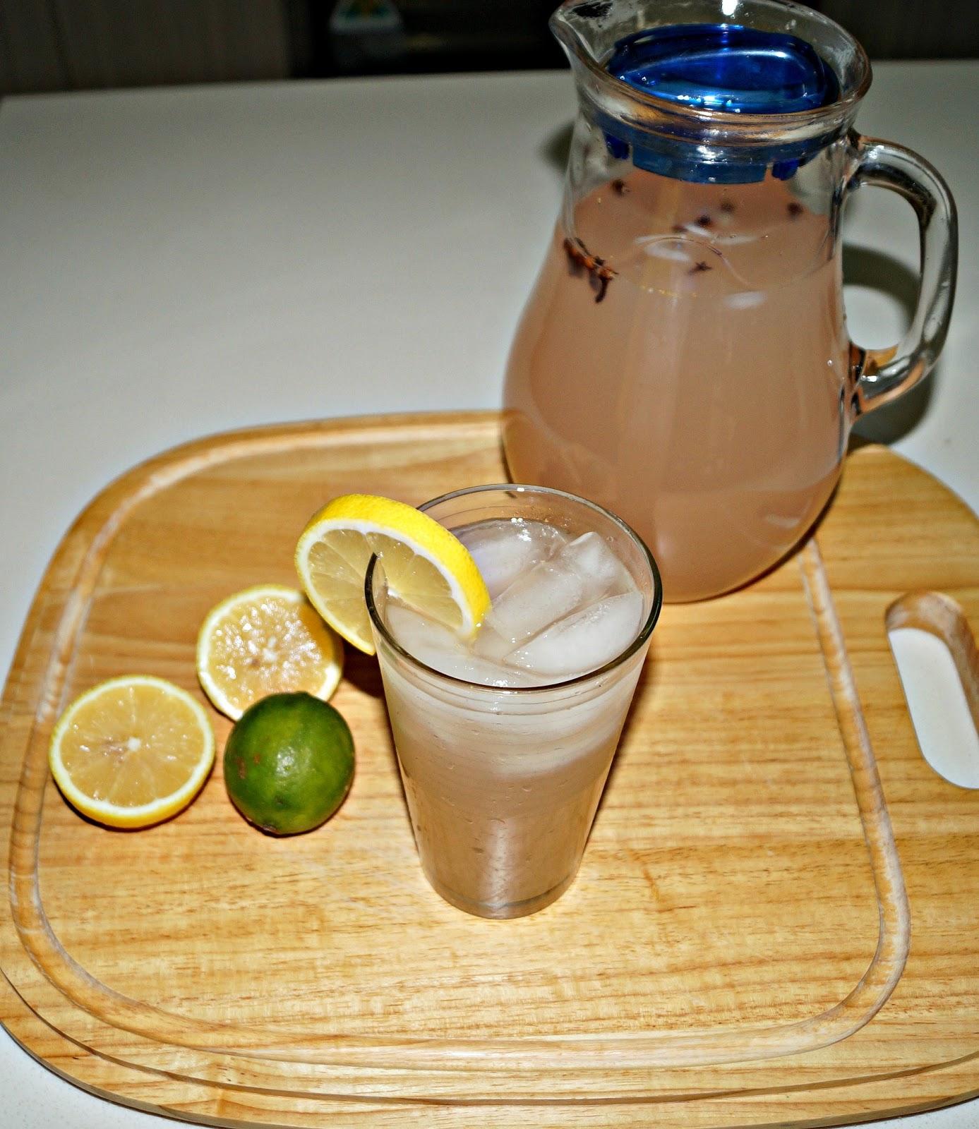 Ginger Beer - Sierra Leonean Recipe