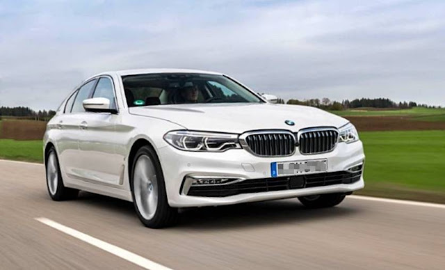 2018 BMW 530e Plug-In Hybrid Review