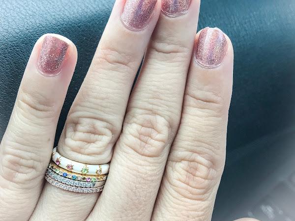 Manicure Monday: Essie Gorge-ous Geodes