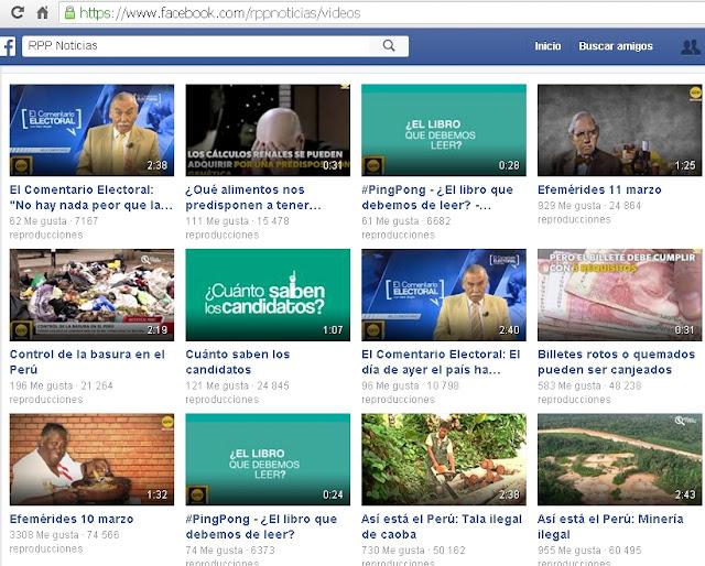 Como descargar vídeos de Facebook gratis - Solo Nuevas