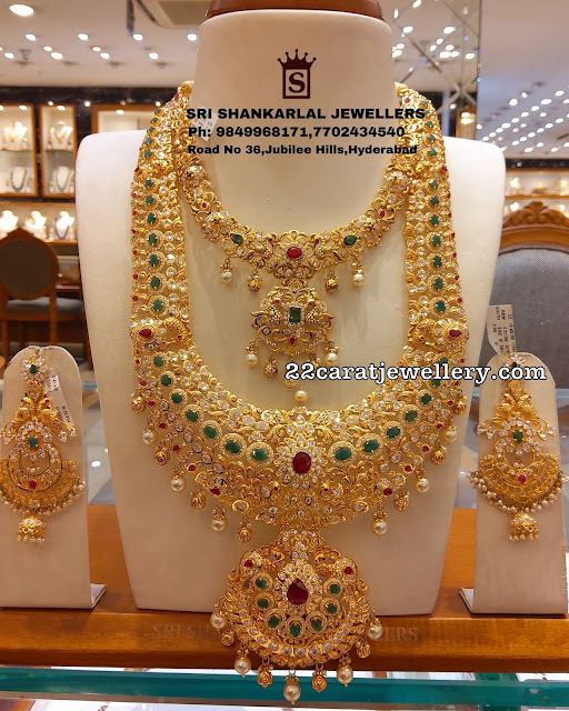 Broad Uncut Long Chain by Shankarlal