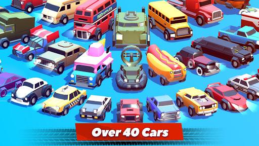 تحميل لعبة Crash of Cars v1.2.32 مهكرة للاندرويد جواهر وأموال لا تنتهي أخر اصدار