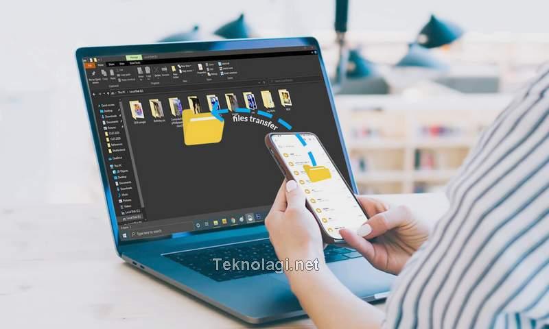 Cara Memindahkan Foto Video dari HP ke Laptop (tweaklibrary.com)