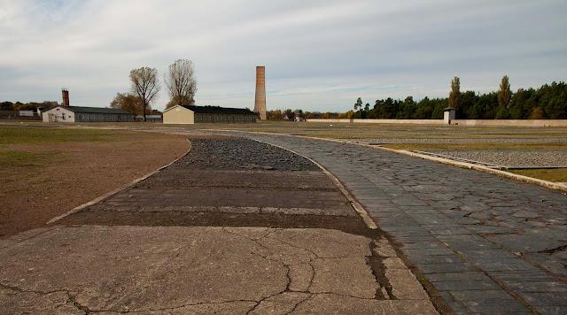 Zonas de trabajo de Sachsenhausen