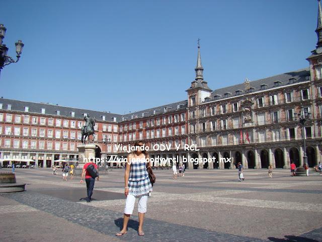 Que hacer, a donde ir, que visitar en Madrid. Plaza Mayor