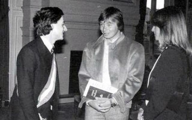 Sarkozy, Pironi y Bleynie