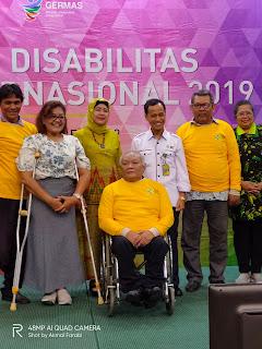Disabilitas Juga Manusia, Patut Mendapatkan Hak yang Sama