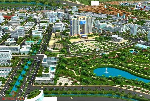 Khu đô thị mới Định Công - Đại Kim