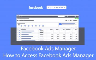 Facebook Ads Manager | What Is Facebook advertising manager - Accessing Facebook Ads Manager