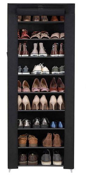 Shoe Tower Rack