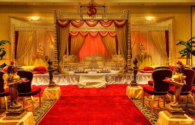 Bollywood Style Wedding Reception Ideas