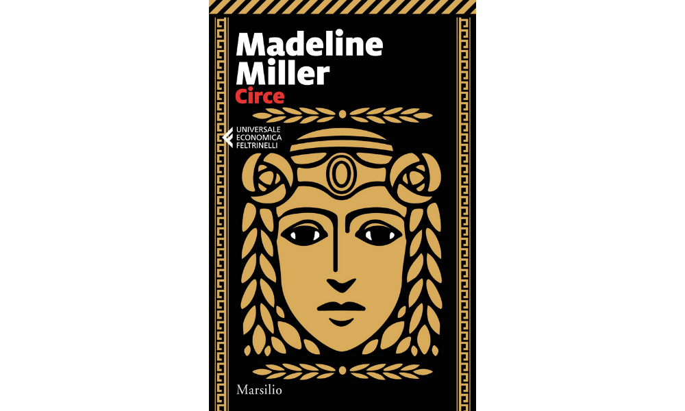 Madeline Miller, copertina di Circe