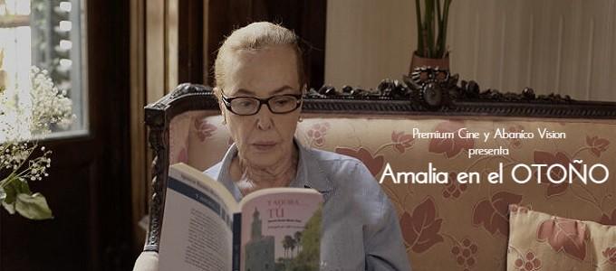 CINE | Amalia en el otoño, un relato amable sobre nuestro mayores.