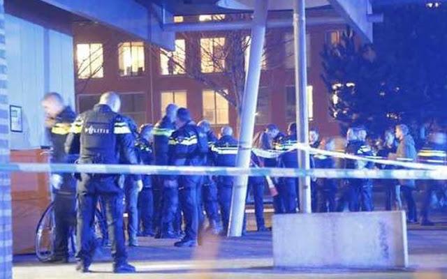 Άμστερνταμ: Ένας άνθρωπος σκοτώθηκε και δυο ακόμα τραυματίστηκαν