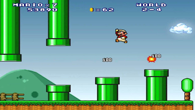 تحميل لعبة ماريو Super Mario