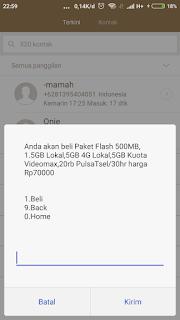 Cara Aktivasi Paket Internet Telkomsel Murah 25 Rb 2Gb 4G